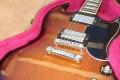 Gibson sg Standard 120 2014 vintage sunburst con 350€ en mejoras