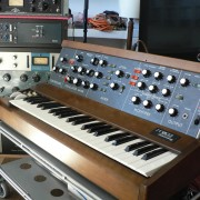 Moog Minimoog model D (early 70's)