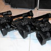 Lote cuatro camaras Sony HVR Z1E