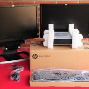 HP Thin Client + servidor