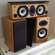 Altavoces HiFi LCR Acoustic Energy