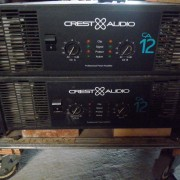 VENDO 2 ETAPAS CREST AUDIO (CA-12)