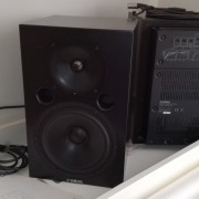 Monitores Yamaha MSP10 Studio