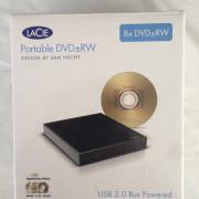 Grabadora externa de CD/CVD