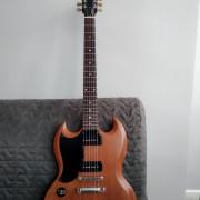 Gibson SG Special 60's Tribute 2011 zurda para zurdo