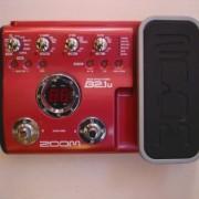 Zoom B2.1u Bass Multi-Effects Pedal/USB Interface