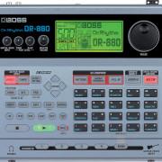 CAMBIO Caja de ritmos Boss dr880