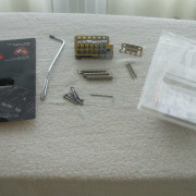 """Puente para Stratocaster BABICZ """"Full contact hardware"""""""