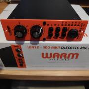 Previo serie 500 Warm Audio WA12-500 MKII