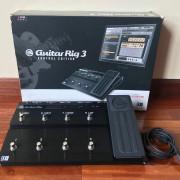 RIG KONTROL 3 (tarjeta de sonido en formato pedalera)+ GUITAR RIG 5.2.2 PRO