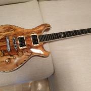 Fame Forum Custom Spalted Maple