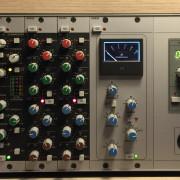 SSL X-Rack + 4 XR425 Eq + 2 XR418 Dyn + XR626 Buss Compressor
