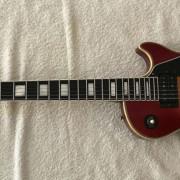Gibson Les Paul Custom 1972, Cherry Sunburst