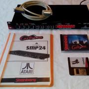 SMP-24 expansor midi y sincronizador para Atari con Cubase (Steinberg).