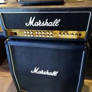 ampli Marshall JCM2000 TSL-100 y columna JCM900 Lead1960