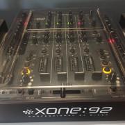 Allen Heath Xone  92 + decksaver