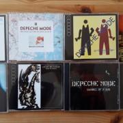 Maxicedes de Depeche Mode impecables