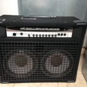 Amplificador de bajo GK GALLIEN-KRUEGER