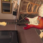 Stratocaster American Deluxe HSS USA