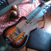 Telecaster Classic Vibe Custom 2017 Squier by Fender
