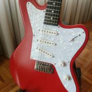 Guitarra de Luthier - Fender Tex Mex