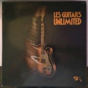 Vinilo doble - Una joya - Les Guitars unlimited