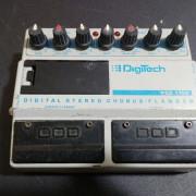 digitech dod chorus flanger