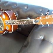 Guitarra Dobro (Savannah Johnson)