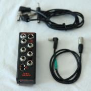 Remote Audio BDSv4U Battery Distribution. Distribuidor de Alimentación