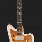 Jazzmaster J Mascis Fender Squier (2013, diap.Palorosa) + Estuche + Envío