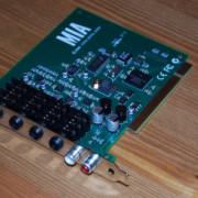 ECHO MIA - PCI tarjeta - 24/96 grabacion