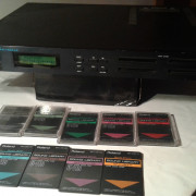 Roland U-110 (+pack 9xSN-U110 Pcm data Rom library cards!!!)