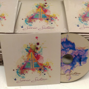 Duplicación CD en funda de cartón