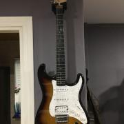 Guitarra Fretlight (se iluminan los trastes)