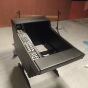 2 Canales SSL Instalados en Mueble con espacio para enrackar