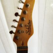 Stratocaster HSS por Stratocaster SSS