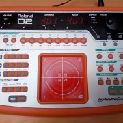 Roland D2 Groovebox