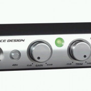Previo Grace Design m101 - Preamplificador de micrófono