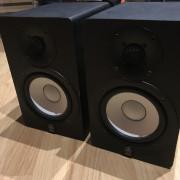 Monitores Yamaha HS50m