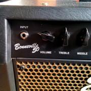 Elmwood bonneville 50 Head con flycase