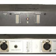 Wohler Technologies AMP1A-LP Analog Audio Monitor panel