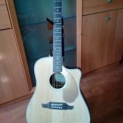 Vendo acústica Fender