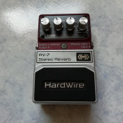 Hardwire Stereo reverb RV7