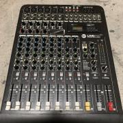 rcf livepad 12cx mp3 + case + envío
