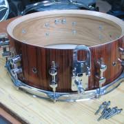 Caja de luthier 14x5,5 Palisandro y roble