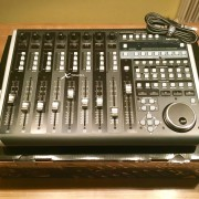Behringer XTouch Motorized Faders