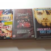 VHS varios