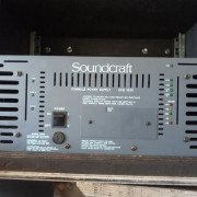 Vendo fuente Soundcraft y cuna