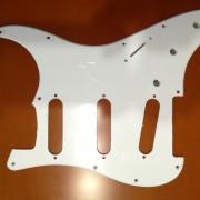 Golpeador Stratocaster Blanco Warmoth. Nuevo