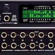 Tarjeta de sonido Motu Ultralite MKI.